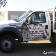 Caliber Signs Irvine Vehicle Lettering Logos