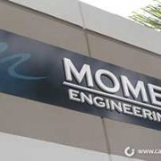 Momeni Sign