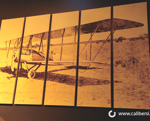 Multiple Canvas prints on a wall - Orange County by Caliber Signs & Imaging in Irvine - Call 949-748-1070