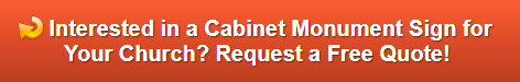 Free quote on Cabinet Monument Sign in Costa Mesa CA