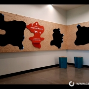 Custom Interior Inspirational Wall Signage in Irvine CA