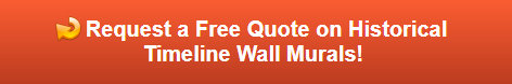 Free quote on historical timeline wall murals