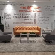 Inspirational vinyl wall quotes in Irvine CA