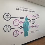 Vinyl Wall Lettering for Offices in Irvine CA