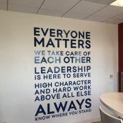 Vinyl Wall Quotes Irvine CA