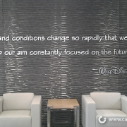 Vision Statement Vinyl Wall Quotes in Irvine CA