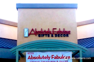 Free quote on building signs for retail stores in Orange County CA