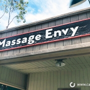 Retail Store Sandblasted Signs in Orange County CA