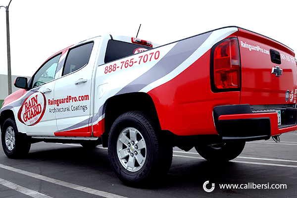 Vehicle Wraps Increase Brand Name Recognition