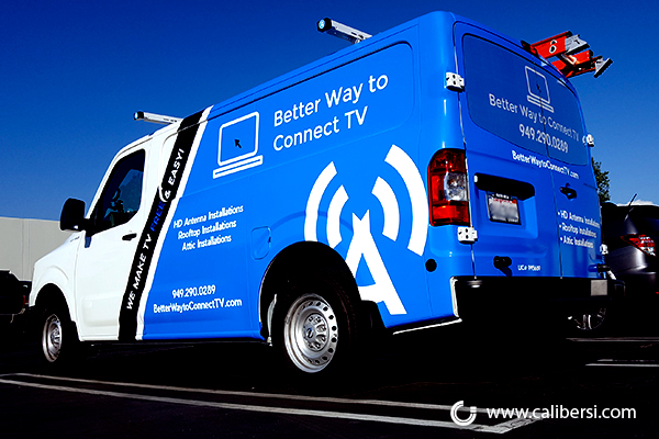Mobile Marketing with Vehicle Wraps in Irvine CA