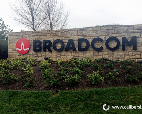 Corporate Signs in Orange County Monument Signs