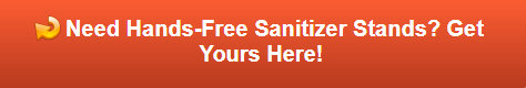 Free quote on hand sanitizer stands in Orange County CA