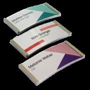 Caliber Signs Wayfinding Vista Name Badge