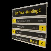 Caliber Signs Wayfinding Vista Nova Directory 1