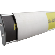 Caliber Signs Wayfinding Vista Slider Aluminum Slider