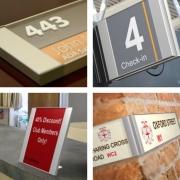 Caliber Signs Wayfinding Vista Square