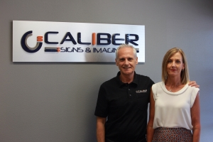 Caliber Signs and Imaging Owners