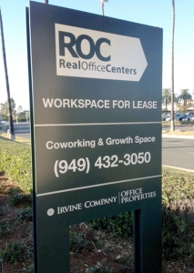 Commercial For Lease Sign Irvine CA Caliber Signs and Imaging WEB