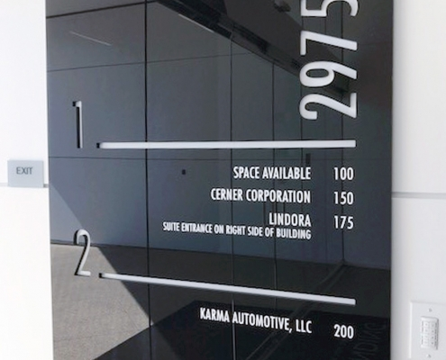 Directory Sign at The Landing Costa Mesa CA WEB
