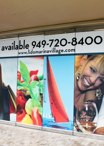 For Lease Graphics on Window Sign Irvine CA Caliber Signs and Imaging WEB2
