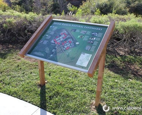 Park sign Broadcom WEB