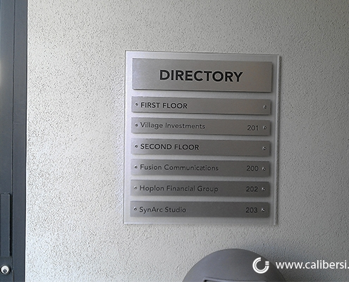 VPM Directory Sign WEB