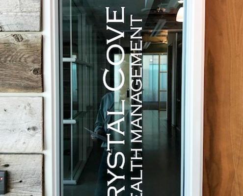 Vinyl Suite Sign Irvine CA WEB