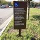 ADA Accessible Parking Signs in Costa Mesa CA