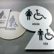 ADA Restroom Signs in Orange County CA 2
