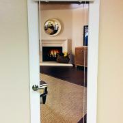 Door Graphics Door Signs Irvine Company Caliber Signs and Imaging