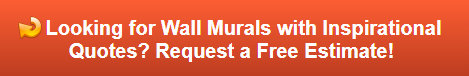 Free estimate on wall murals