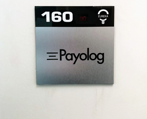 Low Cost Suite Sign on Wall Eureka Caliber Signs and Imaging