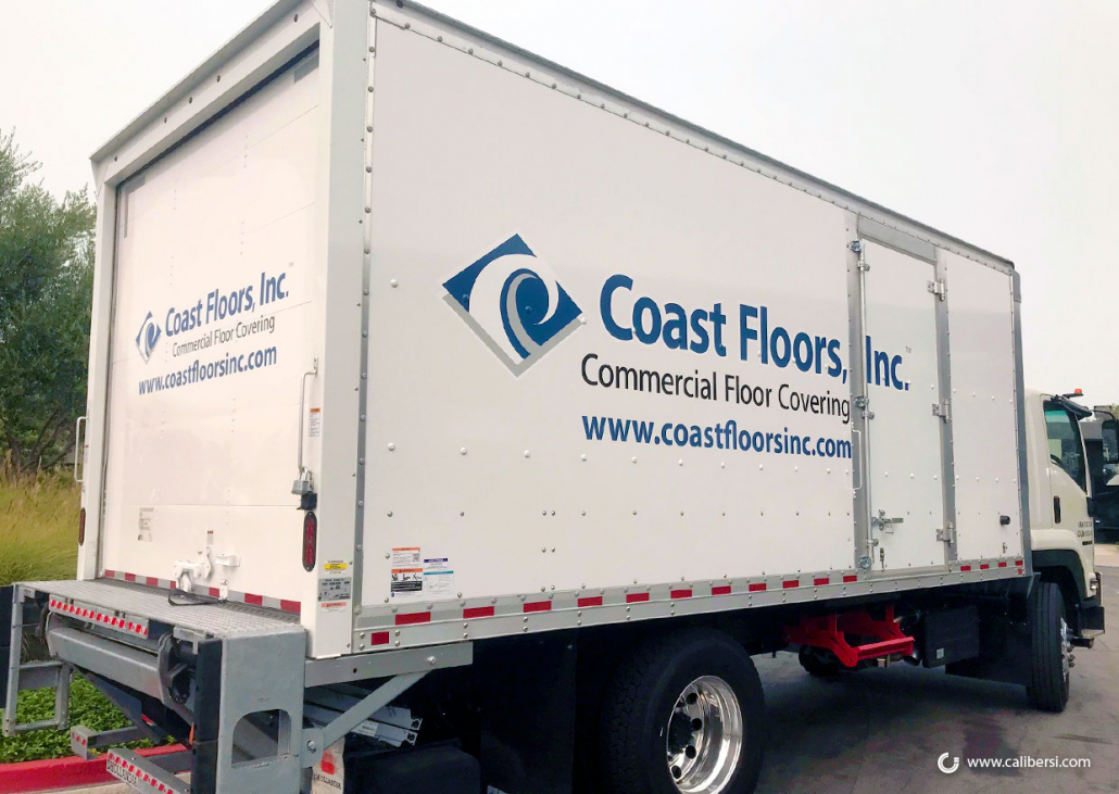 Truck Graphics in Orange County CA
