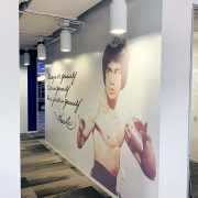 Wall Graphics in Orange County CA