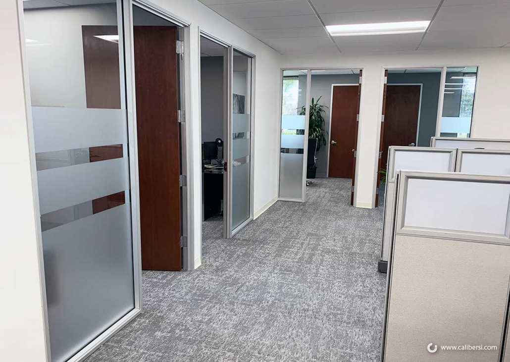 Window Privacy Film for offices in Orange County CA
