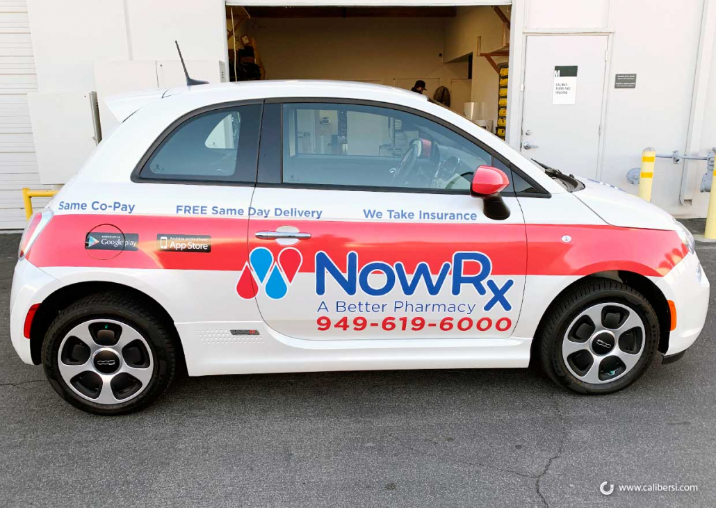 Effective Vehicle Wraps and Graphics in Orange County CA