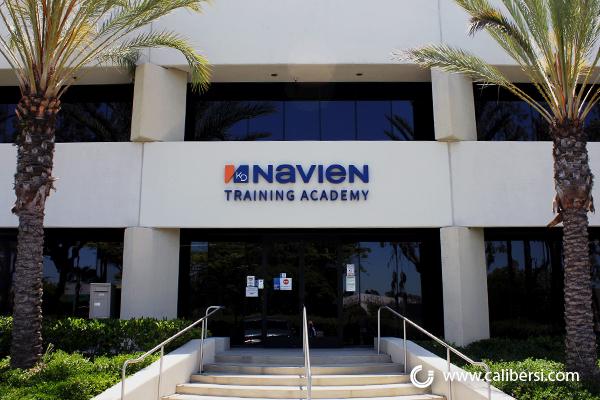 Corporate Building Signage in Irvine CA