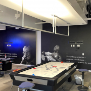 Inspire employees with office wall murals in Orange County