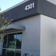 Address Numbers for Buildings in Orange County CA